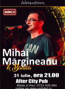Mihai Margineanu la Buzau ANULAT