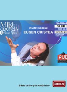 Mike Godoroja & The Blue Spirit live la Universitate