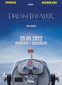 Dream Theater – Top Of The World Tour