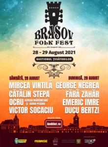 Brasov Folk Festival 2021