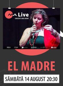 El Madre (voce) & Sorin Sega (chitara si efecte)