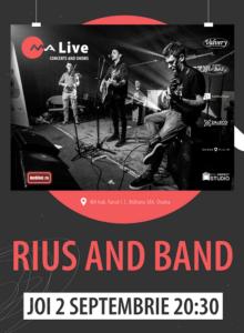 MA live | Rius and Band