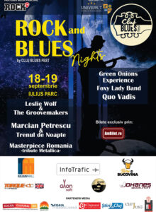 Rock and Blues Nights by Cluj Blues Fest