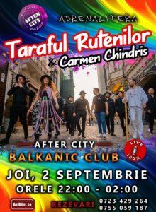Concert Taraful Rutenilor si Carmen Chindris