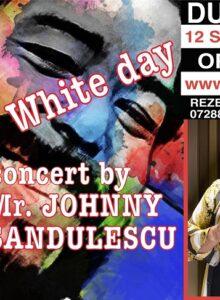 BARRY WHITE DAY -Mr. JOHNNY SANDULESCU concert ANULAT