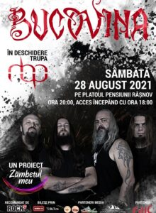 Bucovina la Rasnov Saturday Live