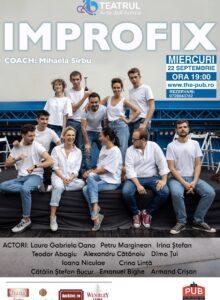 IMPROFIX @ The PUB Universitatii