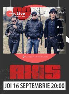 MA live | AXiS