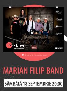 MA Live | Marian Filip Band