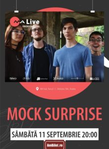MA Live | Mock Surprise